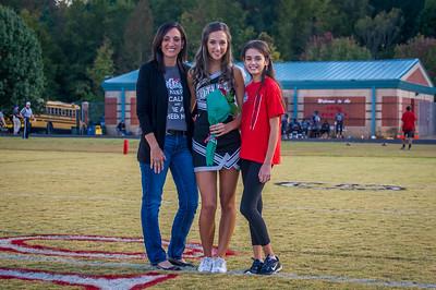 2015-10-23 BHS Fall Sports Senior Night