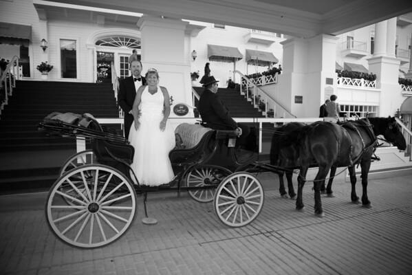 Mission Point Resort Wedding Photo