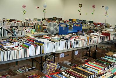 Patrick Henry Library Book Sale, Nov 3-4, 2012