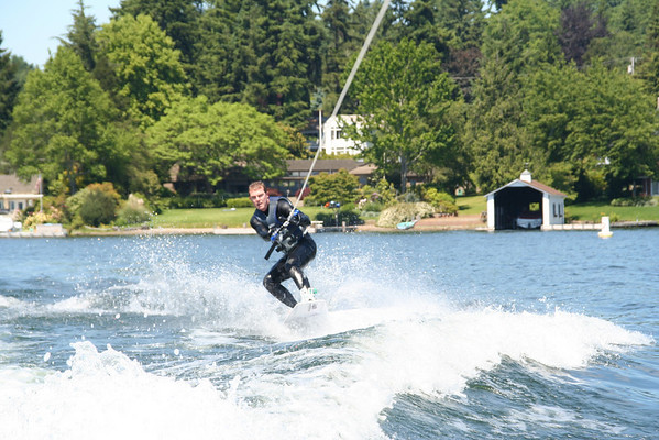 Wakeboarding 2005