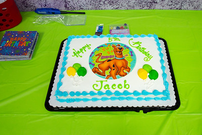 20190310 Jacob's 5th B-Day Party