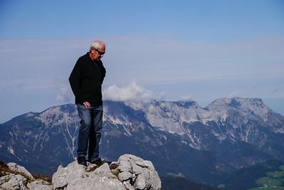 Dad in Salzburg