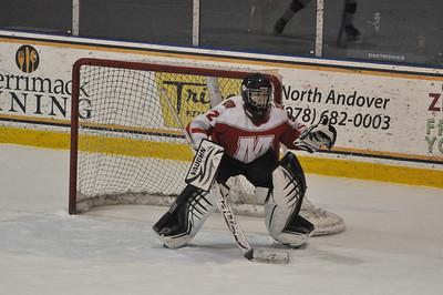 Masconomet Hockey January 28th 2013