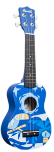 Blue Bird Ukulele