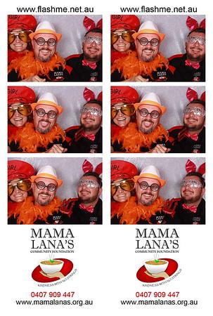 Mama Lana's Community Foundation Fundraiser - 8 November 2014