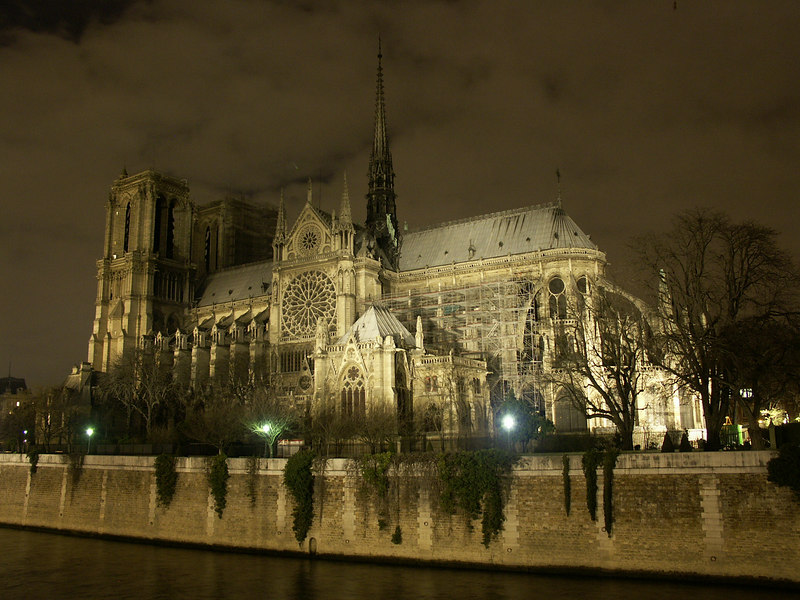 The City of Lights: Notre Dame