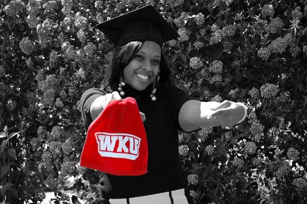 2013 Tiffany's WKU Graduation