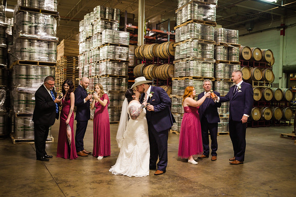 Matt + Mari | Yards Brewery | 09.27.2019