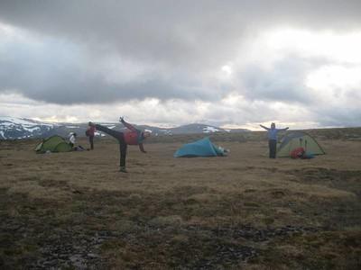 Summer Solstice High Camp, Beinn a'Bhuird (20 June 2015)