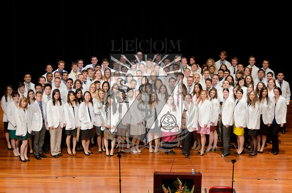 2012 LECOM at Seton Hill White Coat