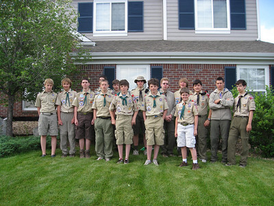 Philmont Day 1 (Base Camp)