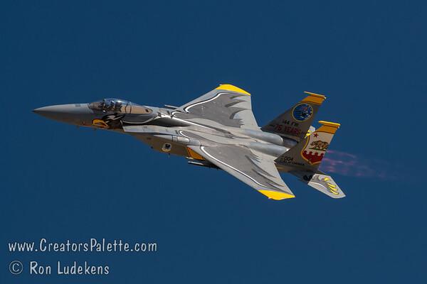 California Air National Guard F-15C Eagle