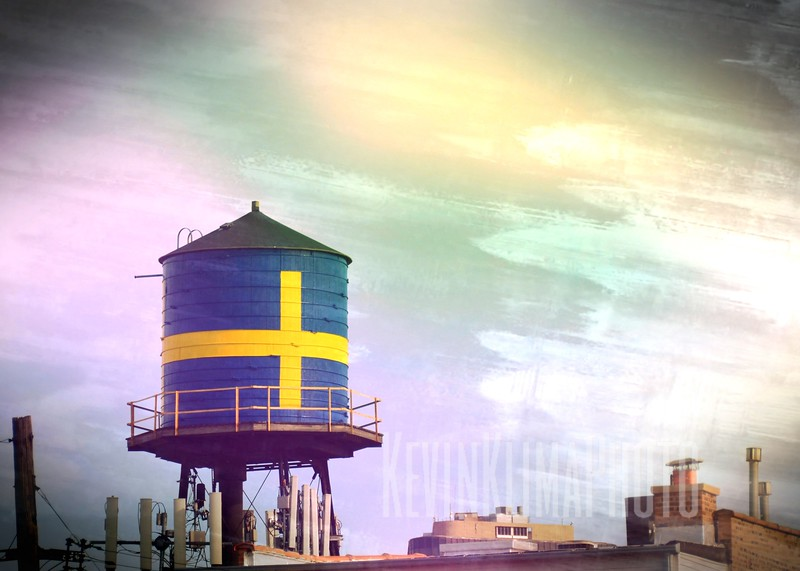 Andersonville Water Tower