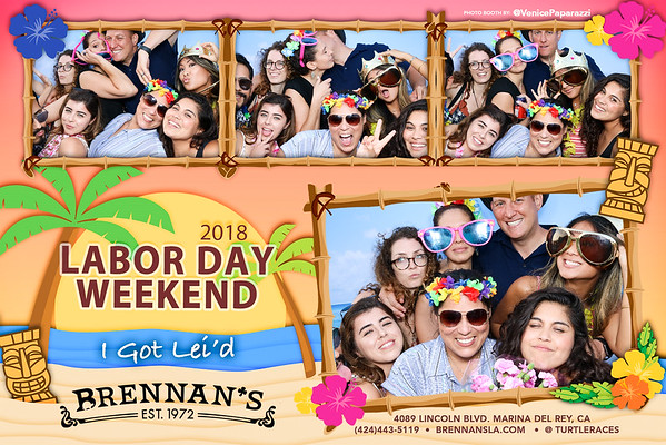 09.01.18 Labor Day Photo Booth at Brennan's