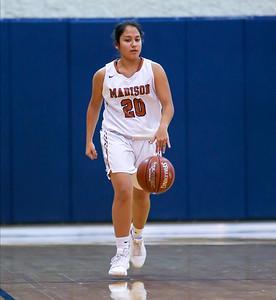 Girls JV Basketball vs Reagan 011020