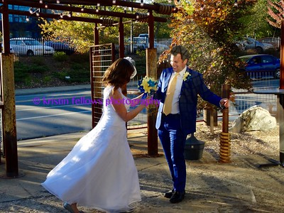 A Romantic Asheville Wedding ~ Ben & Katie