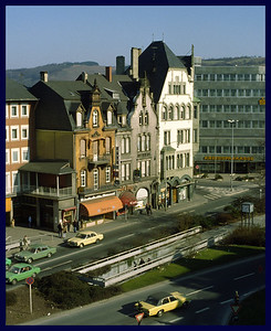 1981- 1983:  A Time Travel Trip to Germany