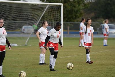 19-11-12 Girls Soccer V. SFCA