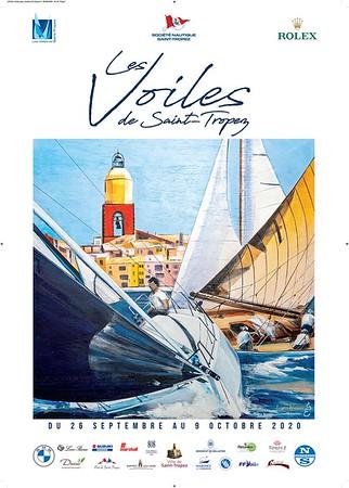 2020 - Les Voiles de St. Tropez