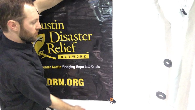 RDS | Shelter Banners with ADRN Logos 20190511.mov