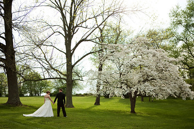 Wedding album: Jenny and Brian at Stone Manor