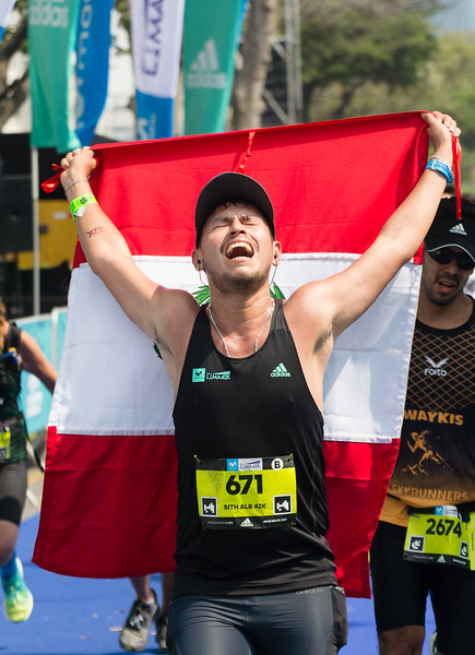 Maratón de Lima 42K