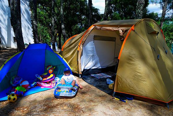 Parque de Campismo de Pedrogao Grande