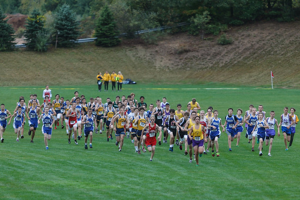 XC Winding Trails Invite Sept 29, 2012