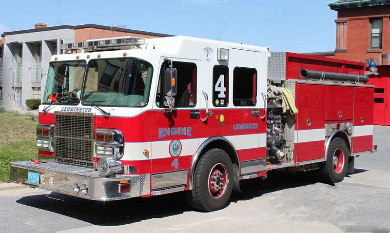 Engine 1   2005 Spartan / Ferrara   1500 / 1000 / 30F