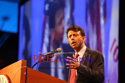 Bobby Jindal Iowa GOP Lincoln Dinner