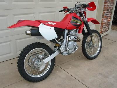 2001 Honda XR250R