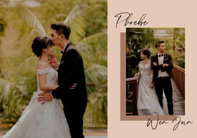 Wen Jun & Phoebe