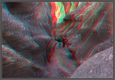 Anaglyphs:  Stereo Photos