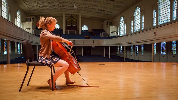 Cello - Janet Anthony