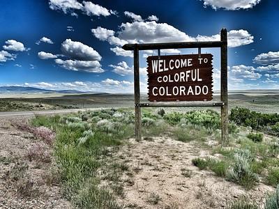 Colorado Road Trip 2019