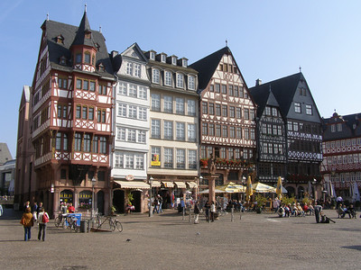 Germany: Frankfurt (2007)