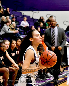Varsity Lady Tigers vs Commerce Lady Tigers 12/17/2019