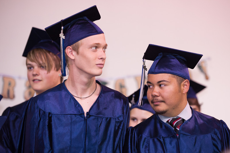 Katherine Anne Porter School Graduation, 2013