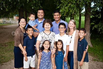Malloy Family 2016