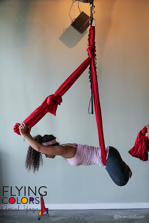 Flying Colors Aeriel Yoga, Jacksonville Florida
