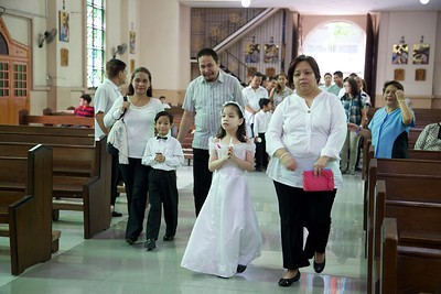 First Communion SY 2016-2017