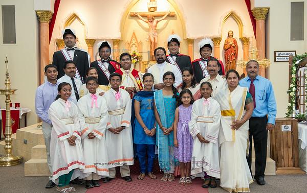 St Thomas Feast 2014 Pics