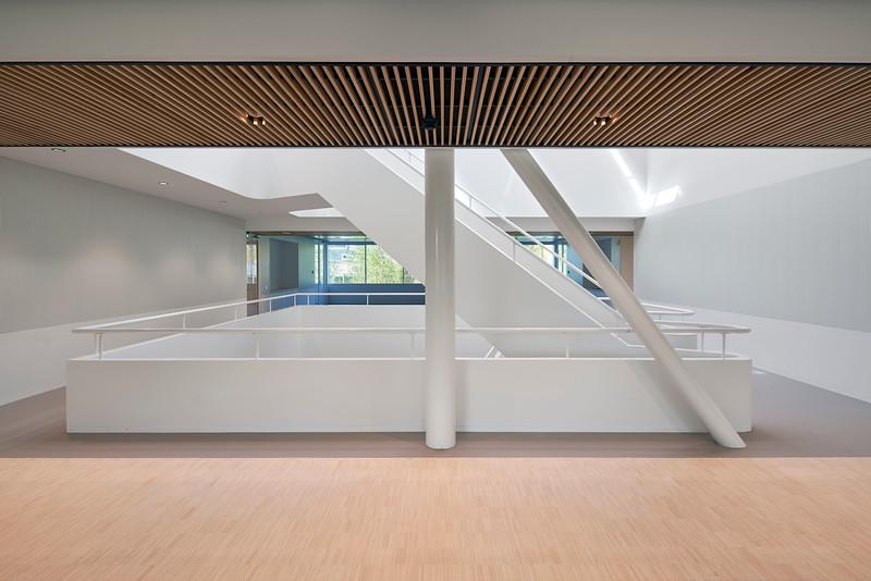 Nucleus building. Popma & Tersteege architecten