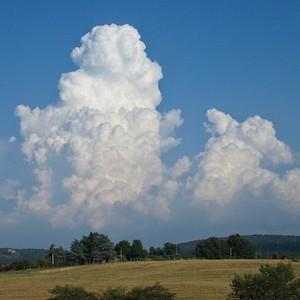 Clouds matter