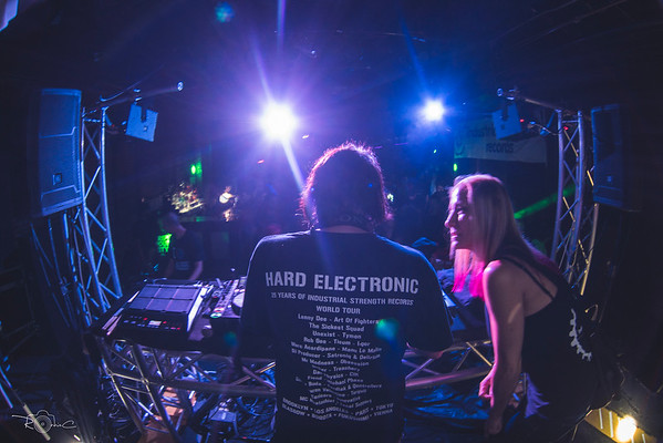 Hard Electronic - Bring Tha Noize - Sept 8th 2017 - Brooklyn