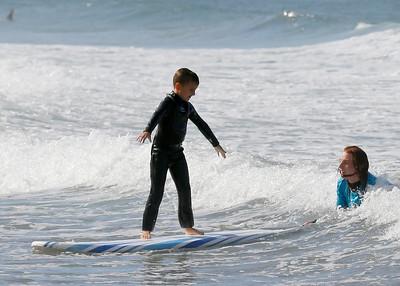 2017_09_23 Surf Camp 10 Boy Brown Hair WS Black w long strap