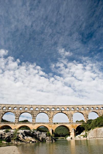 Pont du Gard Pont du Gard, France — June 2009