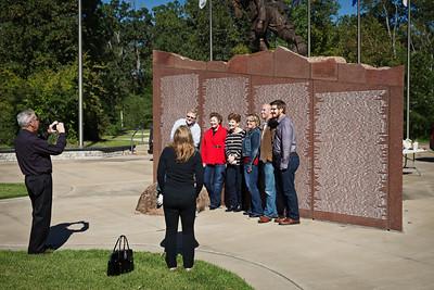 2013-11-03 Vietnam Memorial Groundbreaking