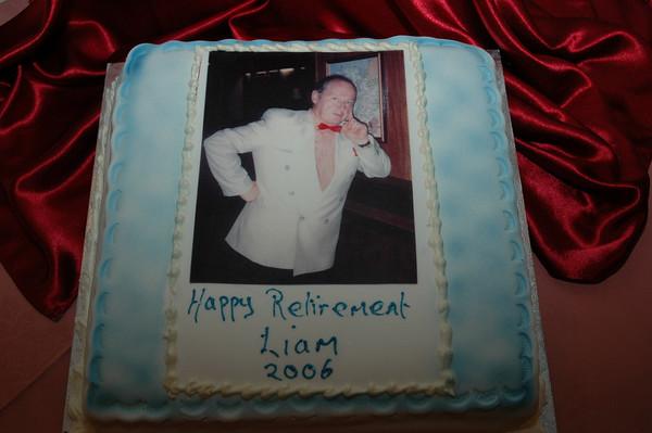 2006-10-26 Liam Silke's Retirement