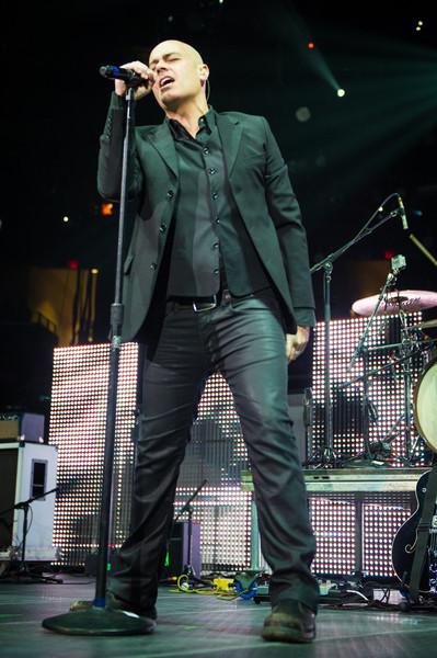Peter Furler performs on January 14, 2012 during Winter Jam at Tampa Bay Times Forum in Tampa, Florida